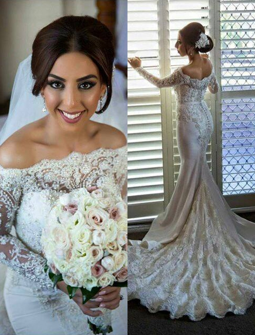 Wedding Dress Bridal Dress Princess Style Bride Gown on Luulla